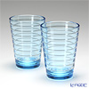 Iittala 'Aino Aalto' Light Blue Tumbler 330ml (set of 2)