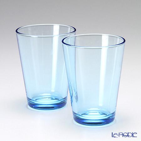 Iittala Kartio Glass 40 cl light blue 2 pcs