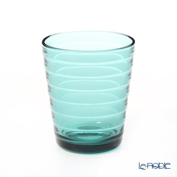 Iittala 'Aino Aalto' Sea Blue Tumbler 220ml (set of 2)