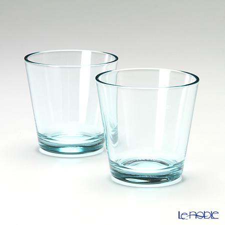Iittala Kartio Glass 21 cl water green 2 pcs