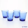 Iittala Kartio Tumbler 21 cl ultramarine blue 4 pcs