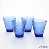 Iittala Kastehelmi Tumbler 30 cl ultramarine blue 4 pcs