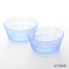 Iittala Kastehelmi Bowl 23 cl aqua (Set of 2)