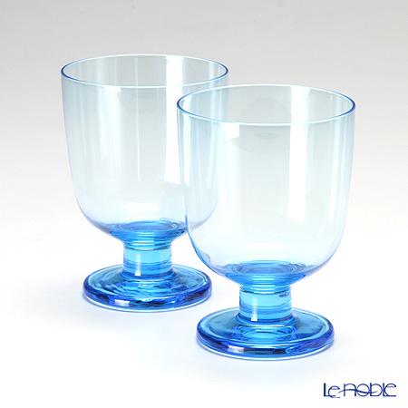 Iittala Lempi Glass 34 cl light blue 2 pcs