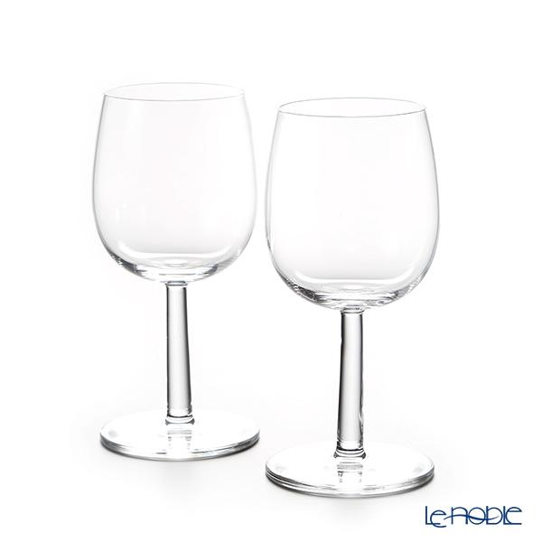 イッタラ(iittala) ラーミ Raami レッドワイン 280ml/16.2cm ペア