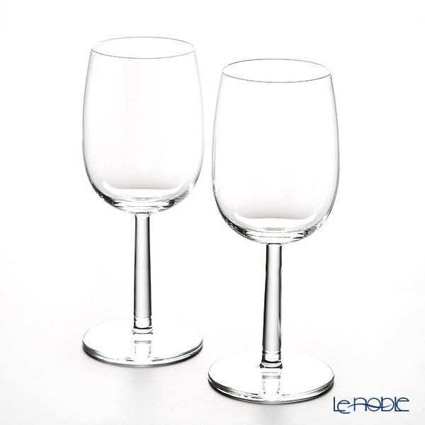 イッタラ(iittala) ラーミ Raami ホワイトワイン 280ml/18cm ペア