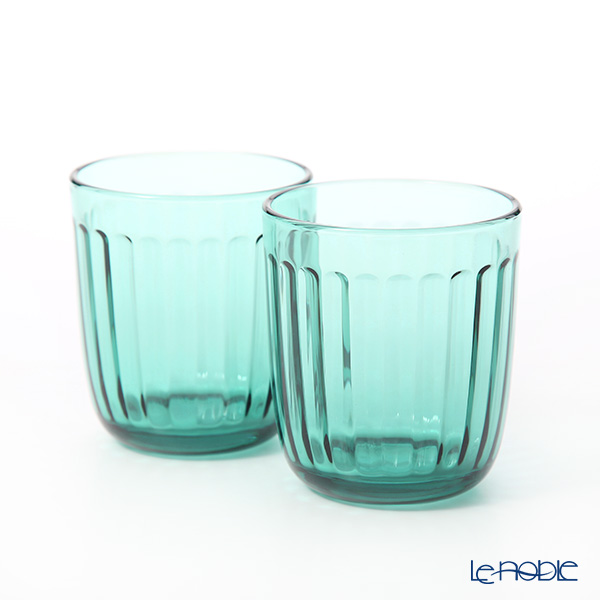 Iittala Raami Tumbler Sea Blue 260ml pair