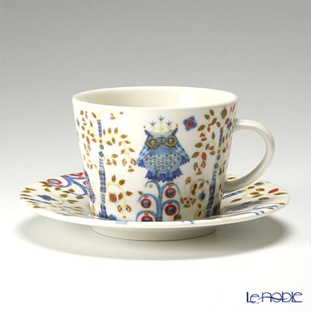イッタラ(iittala) タイカ 4colorsコーヒーカップ&ソーサー 200cc 4客セット