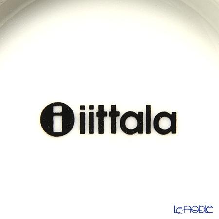 イッタラ(iittala) タイカ レッドエスプレッソカップ&ソーサー 100ml ペア