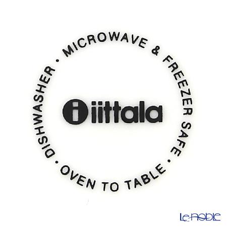 イッタラ(iittala) タイカ ホワイトディーププレート 22cm 4枚セット