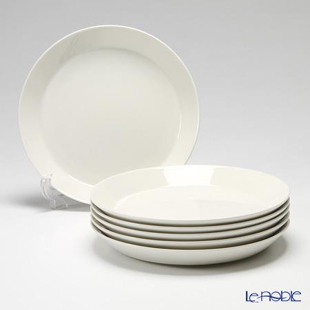 Iittala 'Teema' White Plate 26cm (set of 6)