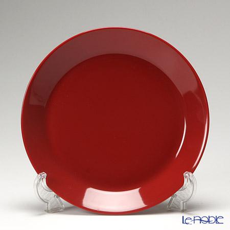 イッタラ(iittala) ティーマ ホワイト&レッド2人用 マグ&プレート&ボウル 6点セット
