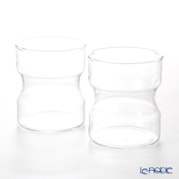 イッタラ(iittala) ツァイッカ グラス 230ml(ホルダー無グラス) ペア