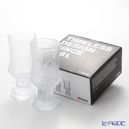 Iittala Ultima Thule Clear White Wine 160ml (set of 2)