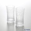 Iittala 'Ultima Thule' Clear 1015654 Sparkling Wine Tumbler 180ml (set of 2)