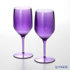Italesse vertical BEACH Violet 330 cc paste made of polycarbonate