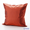 Jim Thompson 'Solid Color Plain' Dull Red SM119410 Silk Cushion Cover (with Cushion) 46x46cm