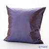 Thompson Cushion cover silk SM119601 Solid light purple cushion Magzine