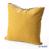 Thompson Yellow 2122/04T Cushion Cover (with Cushion)
