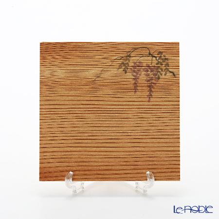 高野竹工 杉小皿藤 5枚セット 116-07