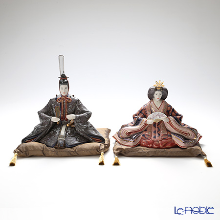 Lladro Hina Dolls - Emperor & Empress 01940 & 01939 [Limited Edition 1000 pieces]