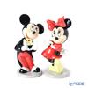 リヤドロ ミッキーマウス 09079 & ミニーマウス 09345ペア
