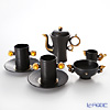 Liuligongfang Liuli Living Teaset of Golden CDXXW