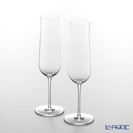 Le Vin professional Champagne, tulip 1592-05 h22cm 200cc set of 2