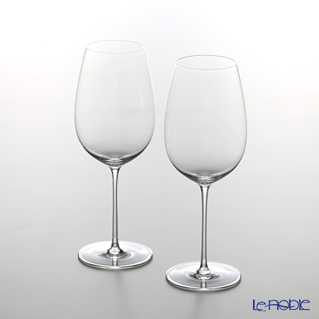 Le Vin professional Bordeaux Wine 1503-08 h22cm 440cc set of 2