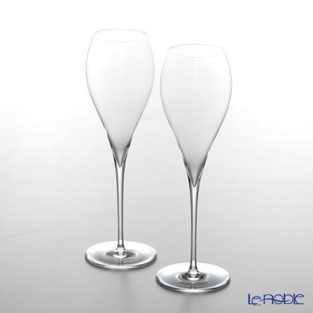 Le Vin professional Vintage Champagne 1622-06 h24cm 290cc set of 2