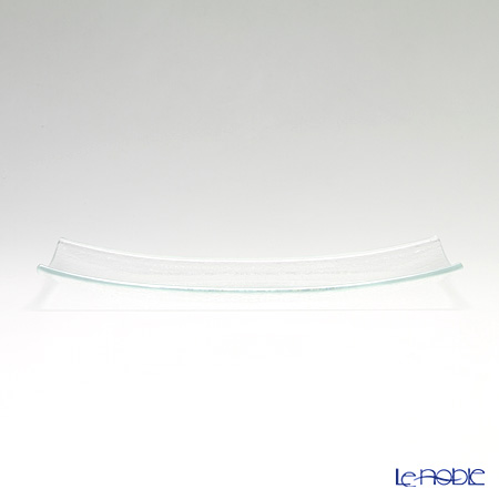 Modern Bohemia 'Classic' Extra Clear Rectangular Plate 32x16cm (set of 4)