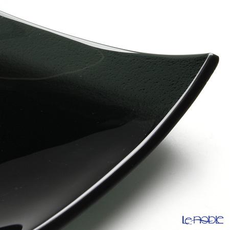 Modern Bohemia square plate Black 20 x 20 cm 4 Pack