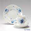 マイセン(Meissen) 青い花トリオセット(コーヒー)
