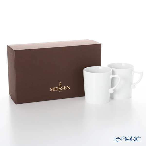 マイセン(Meissen) ロイヤルブロッサム 000001-42575マグ 9cm/280ml ペア