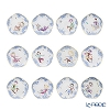 And the Meissen (Meissen) Midsummer night dream 680691/23501/01 ~ 12 Plate 18 cm number1-number12-12 pieces