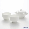 Nikko 'Wa Selection' Japanese Tea Cup, Japanese Tea Pot (set of 3 for 2 persons)