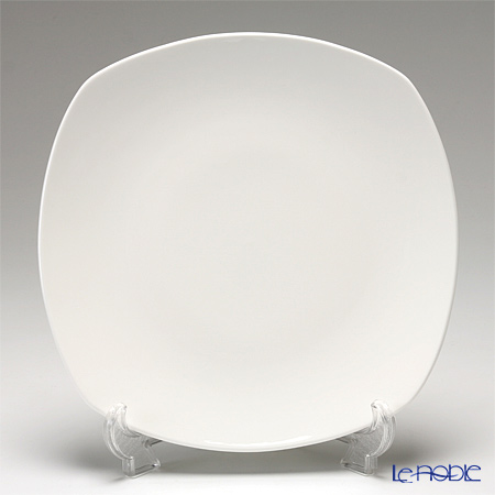 Primobianco 'White' Square Plate (set of 18 for 6 persons / 3 size)