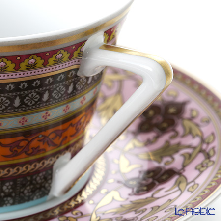 Deshoulières Ispahan Teacup & saucer set of two