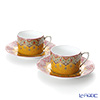 Deshoulières Dhara Teacup & saucer set of two