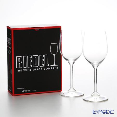 リーデル ワイン6448/05 ヴィオニエ/シャルドネ 370ml ペア