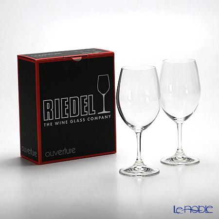 リーデル オヴァチュア OUVERTUREレッドワイン 350cc 6408/00 ペア