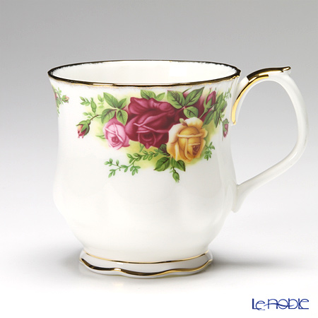 Royal Albert Old Country Roses Montrose Mug with gift box