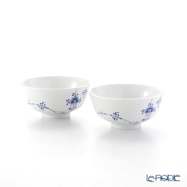 Royal Copenhagen Blue Palmette Japanese table set