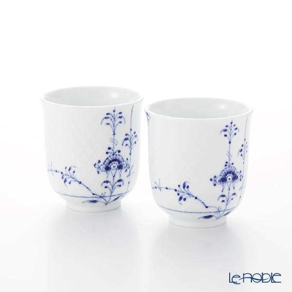 Royal Copenhagen 'Blue Palmette' Japanese Tableware set (set of 8)