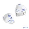Royal Copenhagen 'Blue Palmette' 2500341/1057089 Petal Dish 8.5cm (set of 5)
