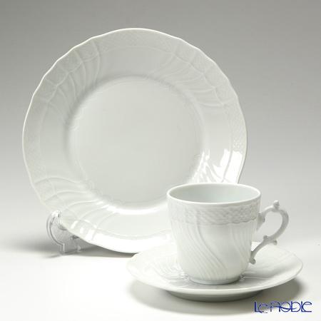 リチャードジノリ(Richard Ginori) ベッキオホワイト トリオセット(コーヒー)