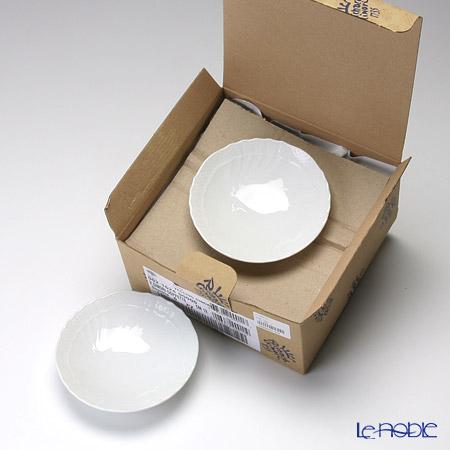 リチャードジノリ(Richard Ginori) ベッキオホワイト 小皿 12cm 6枚セット 【業務箱】