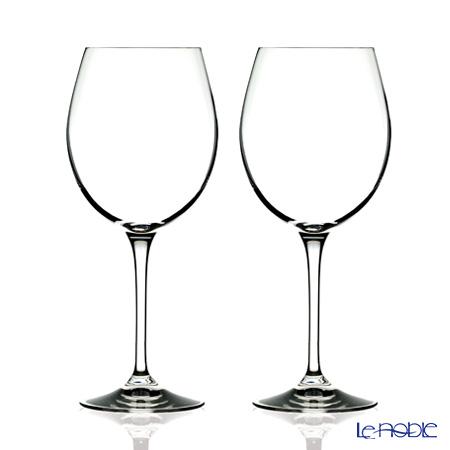 RCR Home&Table インビーノ ビニロッシ ワイン 660cc ペア