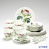 Roy Kirkham Redoute Rose Set of 24 pieces