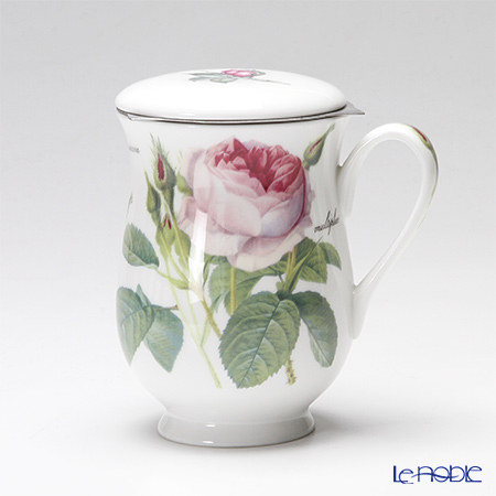 Roy Kirkham Redoute Rose Eleanor Mug, with gift box